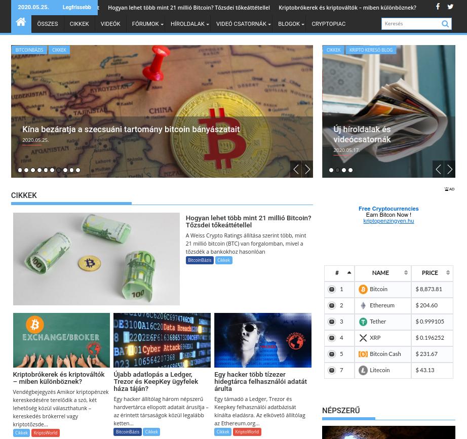 bitcoin kereső)